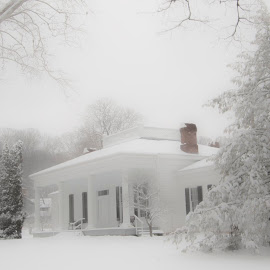 White on White by John Berry - Buildings & Architecture Other Exteriors
