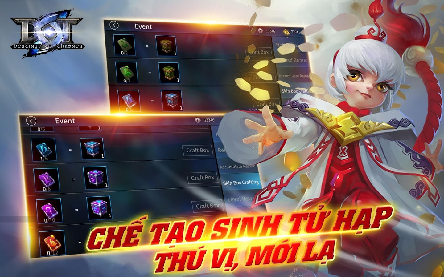 DOT VN - 5v5 MOBA- screenshot