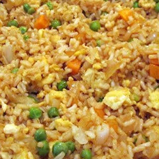 Easy Copy Cat Chinese Fried Rice.