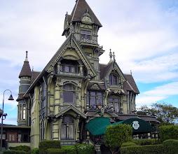 Photo: Carson Mansion, Eureka, CA