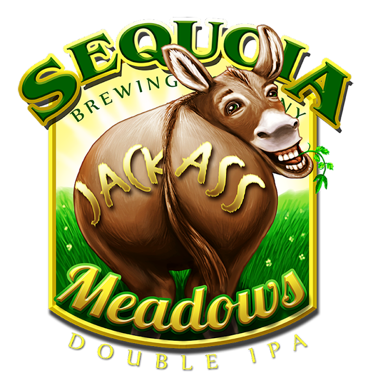 Logo of Sequoia Jackass Meadows DIPA