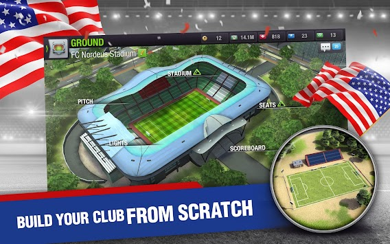 Top Eleven Be a Soccer Manager apk screenshot