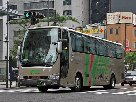 弘南バス「ノクターン号」 ・780