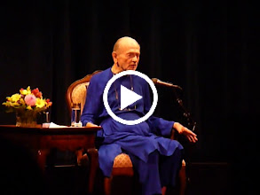 Video: Swami at the Newmark (short clip video)