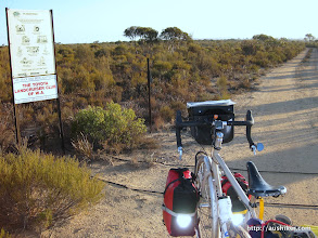 Photo: Holland Track - Interesecting with the Norseman - Hyden Road