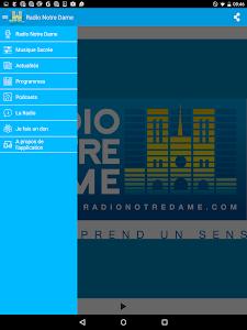 Radio Notre Dame - 100.7 FM screenshot 6