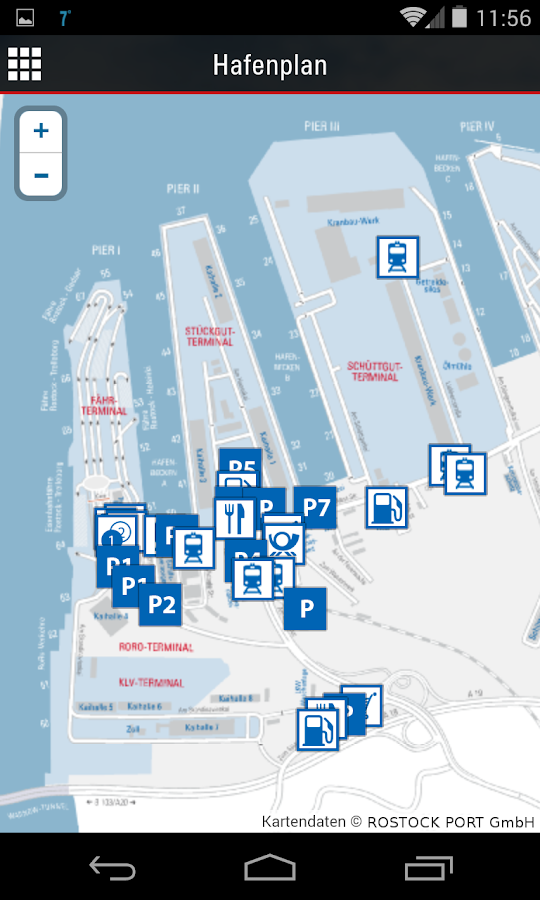 Rostock Port Now Android Apps on Google Play