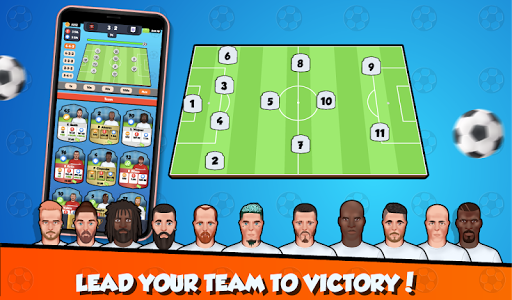 Idle Soccer Tycoon - Free Soccer Clicker Games  screenshots 15