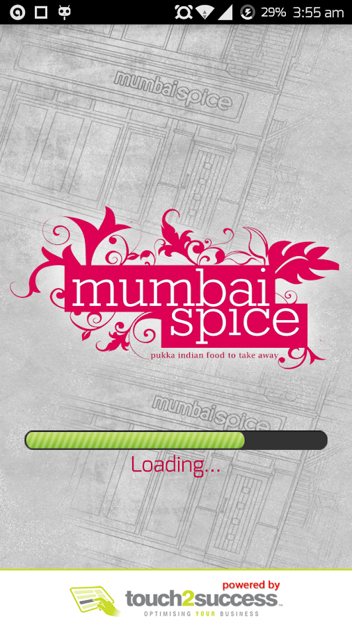 Mumbai Spice- screenshot
