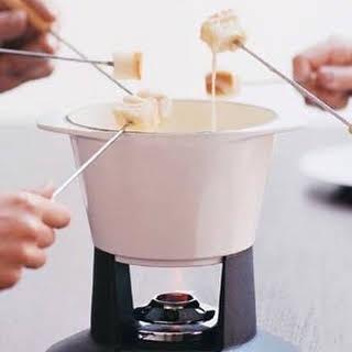 Cheese Fondue recipe | Epicurious.com.