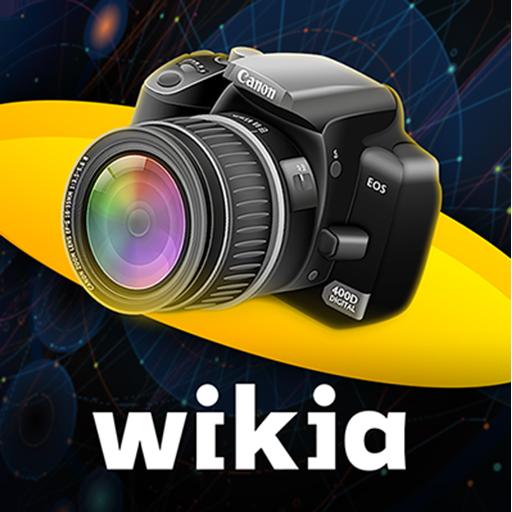 娱乐のウィキア:カメラ LOGO-記事Game