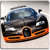 Veyron Driving Simulator