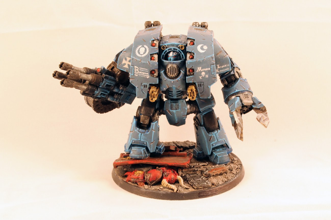 Leviathan Dreadnought, front view
