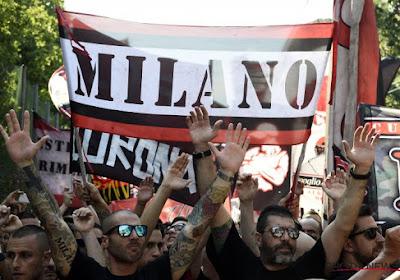 Un supporter de l'AC Milan en poignarde un autre à la sortie du stade