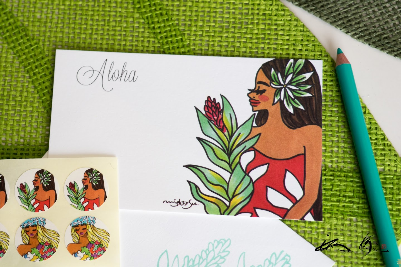 「Aloha」の言葉