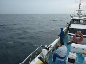Photo: 今回は、「沖縄」よりお越しです! 毎年、ご利用頂いております。 今回も大漁目指してガンバりましょう!