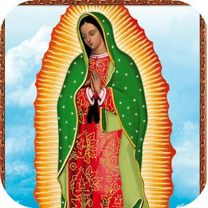 Virgen Guadalupe dibujo color  Android Apps on Google Play