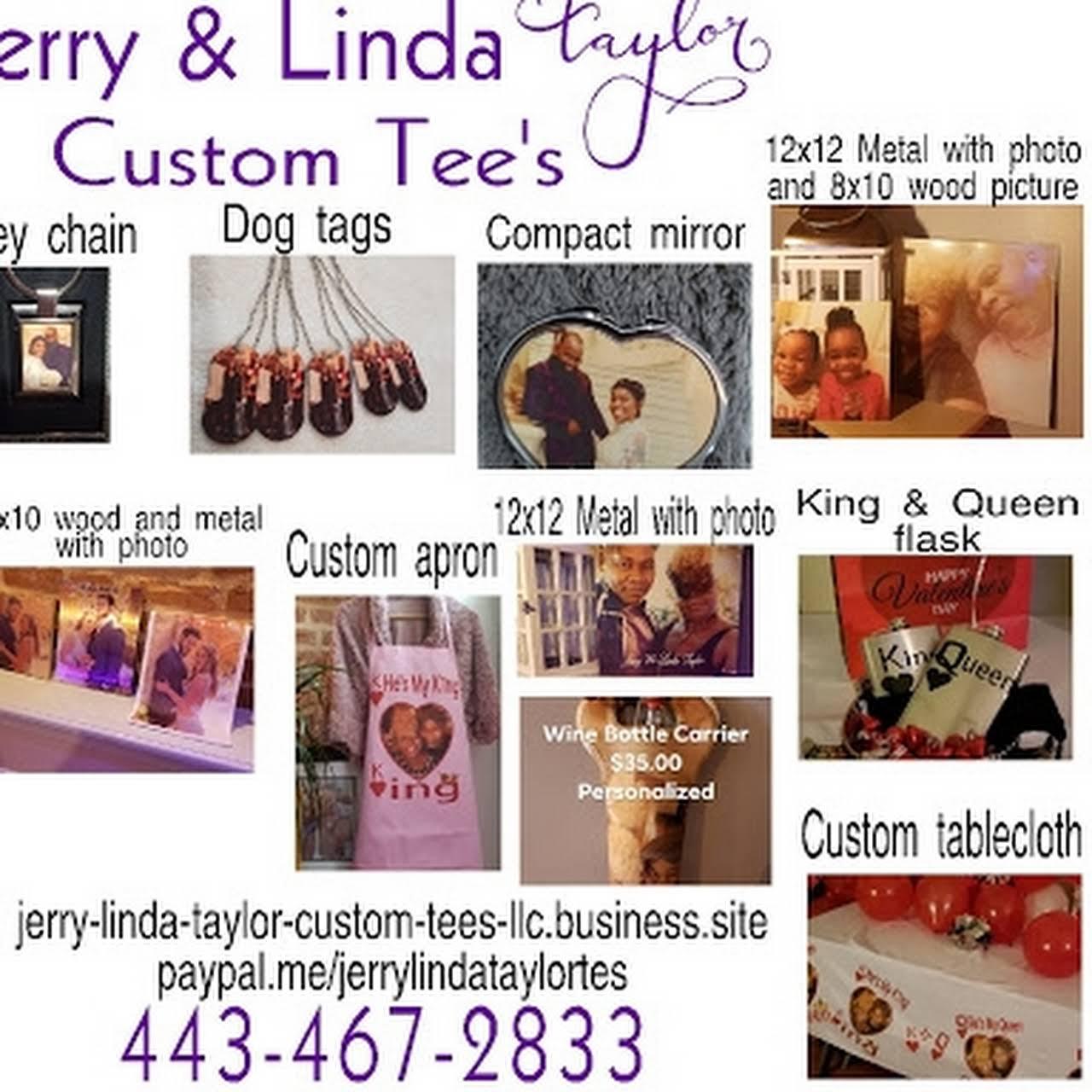 Jerry Linda Taylor Custom Tees Llc Custom Printing Gifts