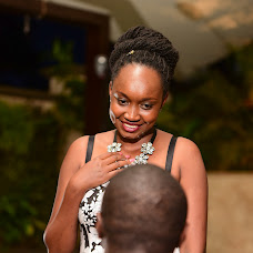 Wedding photographer Agani Nyakundi (aganinyakundi). Photo of 17.09.2018
