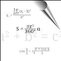 Mathematical Formulas icon