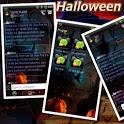 Halloween GO SMS Theme icon