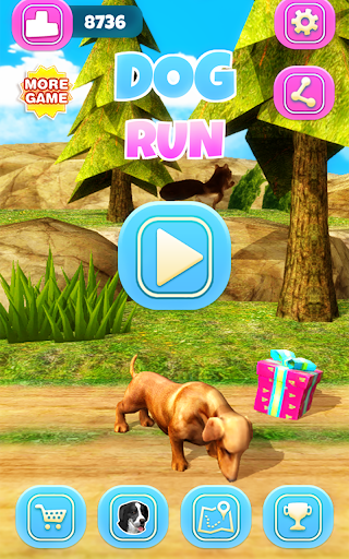 Dog Run apktram screenshots 7