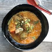 Duck Curry Soup (Ca Ri Vit)