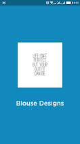 Blouse Designs - screenshot thumbnail 01
