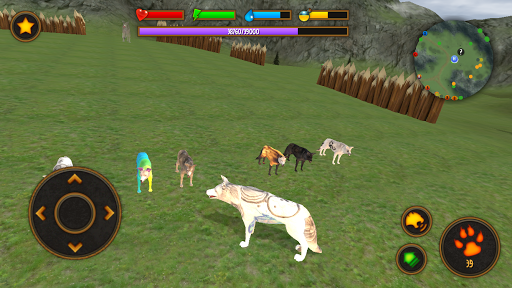 Clan of Wolf screenshot 3