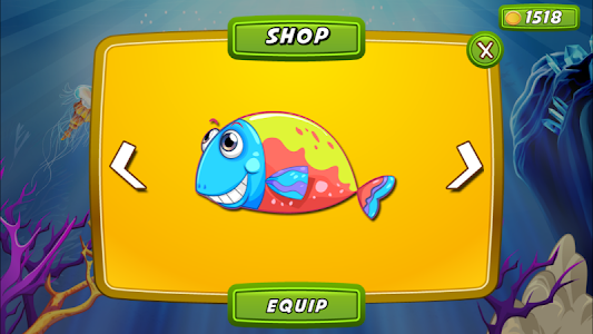 Hungry For Fish screenshot 8