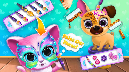 Kiki & Fifi Pet Beauty Salon - Haircut & Makeup apkpoly screenshots 8
