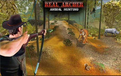 Real Archer - Animal Hunting - Horse safari 1 de.gamequotes.net 4
