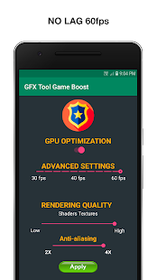 App GFX Tool for PUBG - Game Booster APK for Windows Phone