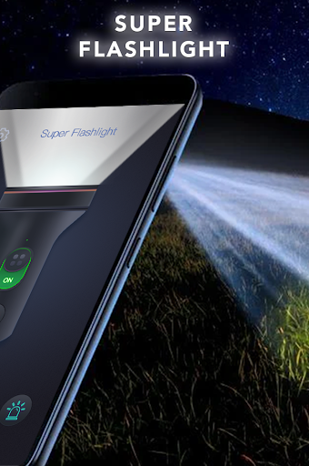 Super Flashlight screenshot 1