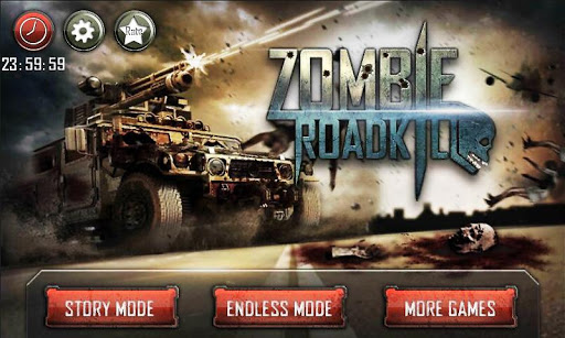 Zombie Roadkill 3D screenshot 1