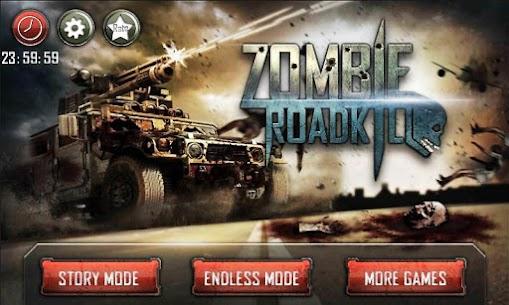 تحميل لعبة Zombie Roadkill 3D مهكرة للاندرويد [آخر اصدار] 1
