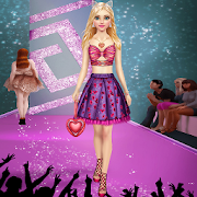 Super Model Star Fashion Dress Up Games For Girls