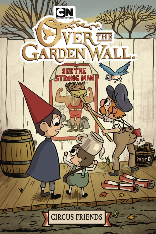 Over the Garden Wall: Circus Friends (2019)