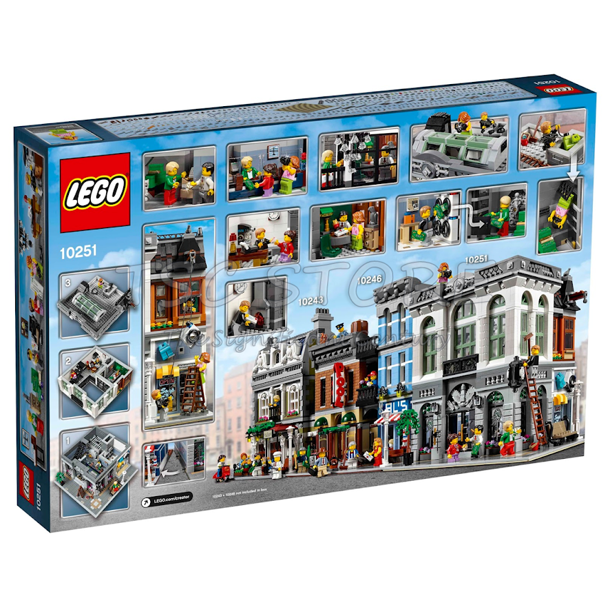 Lego Creator Brick Bank 10251 Orig End 3 24 2019 11 24 Pm