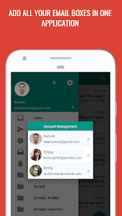 EasyMail – easy & fast email Apk Latest Version Download For Android 2