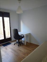 Studio meublé 16,81 m2