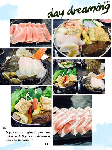 鴛鴦鍋/一次可以吃到2種口味的火鍋 食材品質算不錯,很滿足的一餐