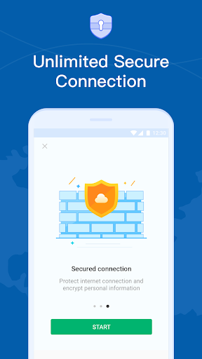 Hi VPN - Super Fast VPN Proxy, Secure Hotspot VPN  screenshots 3