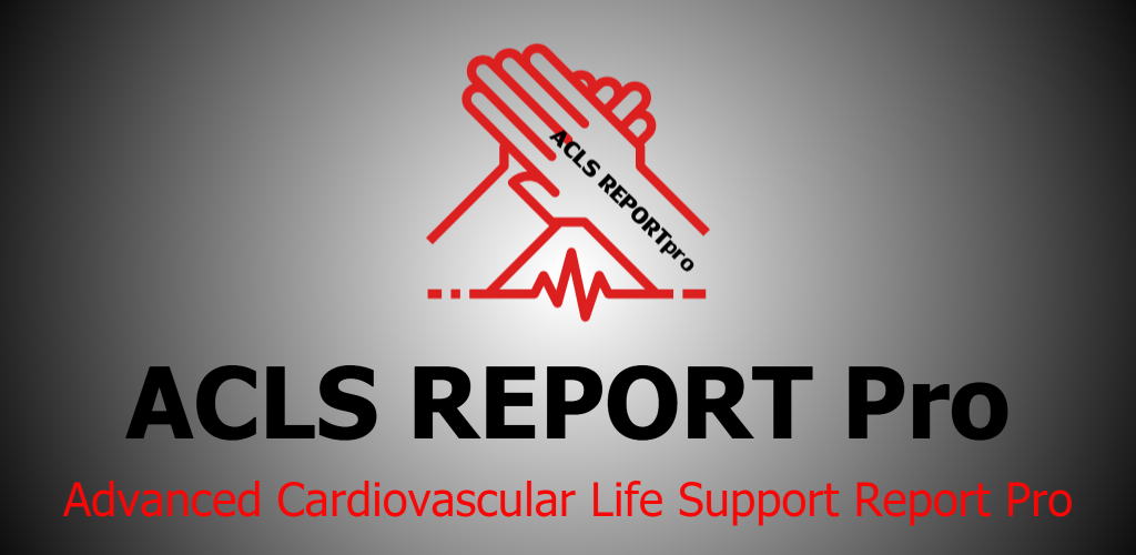 ACLS REPORT Pro 1 11 Apk Download - com thunkable android