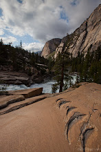 Photo: Looking downstream (west) in the Grand Canyon of the Tuolumne