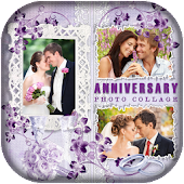 Anniversary Photo Collage