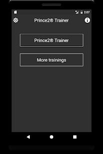 Prince2 Foundation Trainer EN - náhled