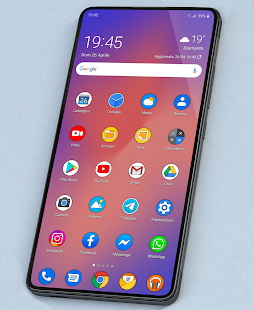 Pixel Carbon - Icon Pack Screenshot