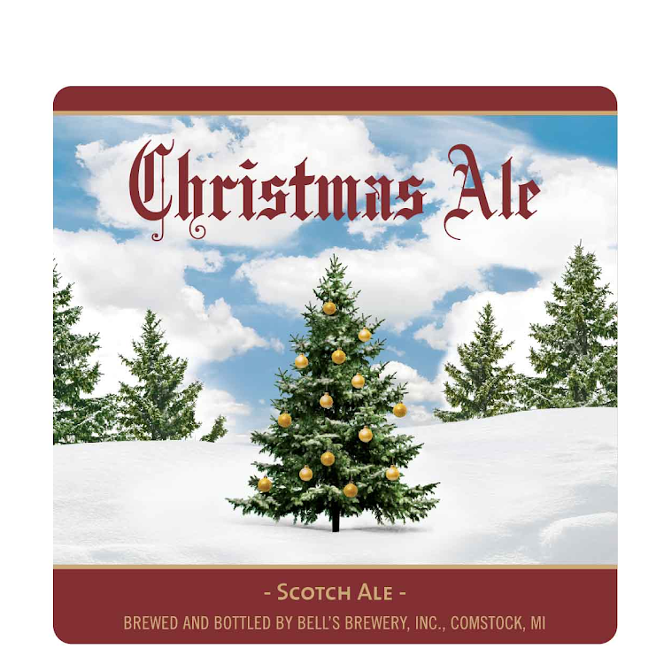 Logo of Bell's Christmas Ale