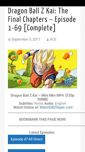 Anime Series Downloader
